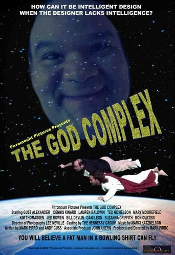 Poster of The God Complex