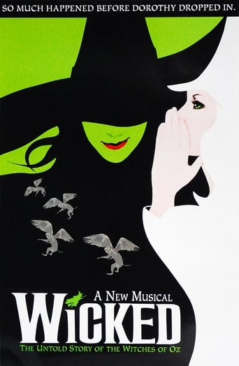 Poster of Wicked: The Untold Story Of The Witches Of Oz