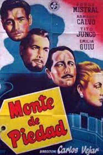 Poster of Monte de piedad