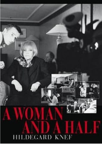 Poster of A Woman and a Half: Hildegard Knef