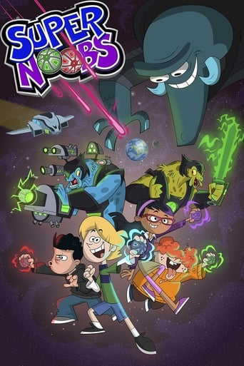 Poster of Supernoobs