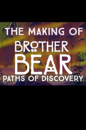 Poster of Paths of Discovery: The Making of Brother Bear