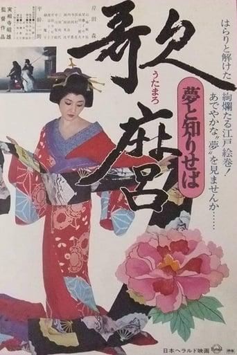Poster of Utamaro's World