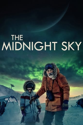 Poster of The Midnight Sky