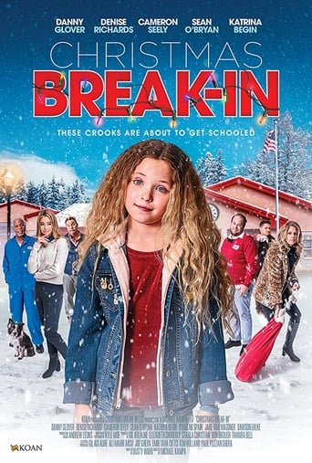 Poster of Christmas Break-In