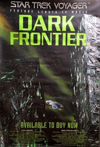 Poster of Star Trek Voyager: Dark Frontier