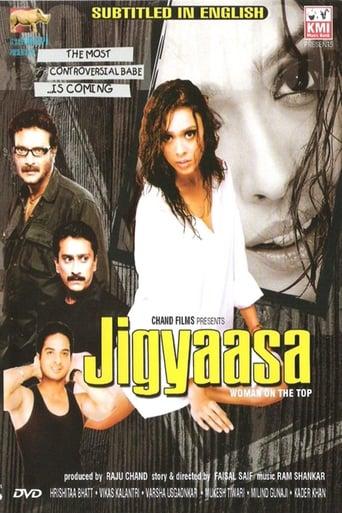 Jigyaasa poster