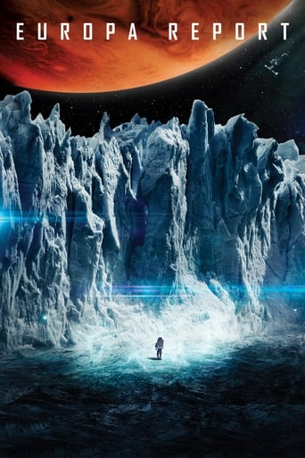 Poster of Europa Report