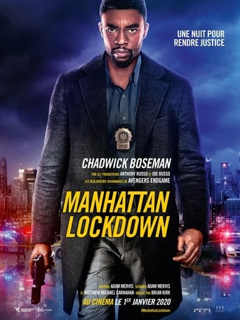 Image du film Manhattan Lockdown