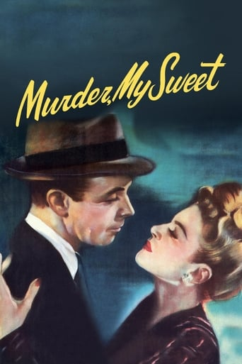 Poster of Murder, My Sweet