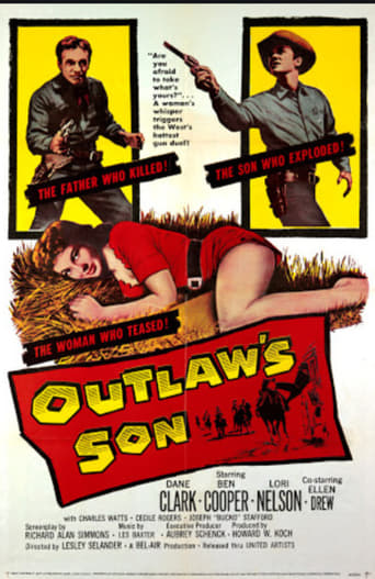Poster of Outlaw's Son