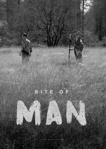 Rite Of Man Poster