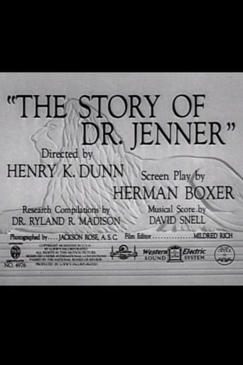The Story of Dr. Jenner