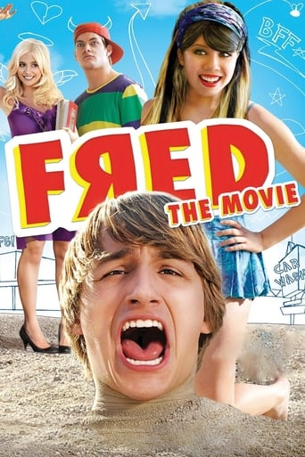 Poster of FRED: The Movie