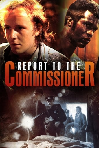 Poster of Report to the Commissioner