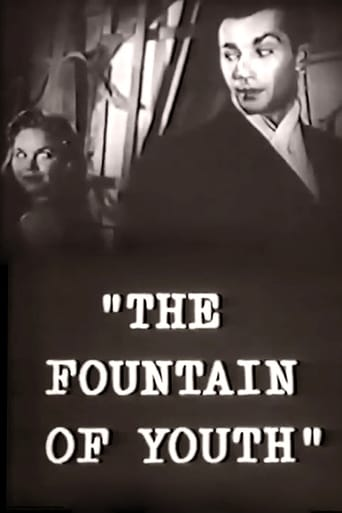 Poster of The Fountain of Youth