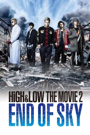 Poster of HiGH&LOW The Movie 2: End of Sky