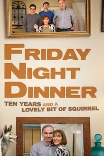 Poster of Friday Night Dinner: 10 Years and a Lovely Bit of Squirrel
