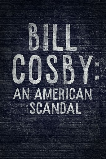 Poster of Bill Cosby: An American Scandal