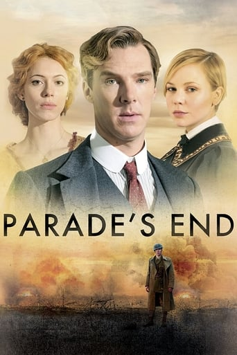 Poster of Parade's End