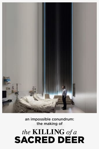 Poster of An Impossible Conundrum: The Making of 'The Killing of a Sacred Deer'