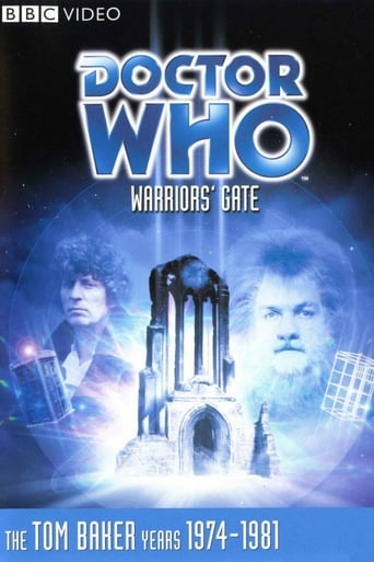 Poster of Doctor Who: Warriors' Gate