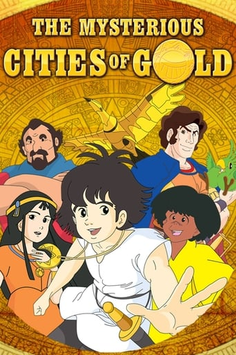 Poster of The Mysterious Cities of Gold
