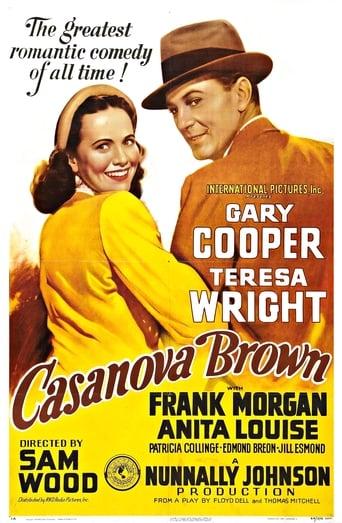 Poster of Casanova Brown