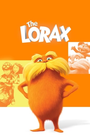 Poster of The Lorax