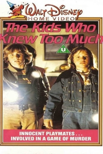 Poster of The Kids Who Knew Too Much