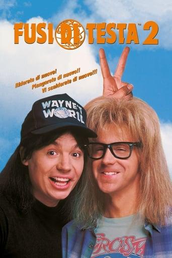 Poster of Fusi di testa 2 - Waynestock