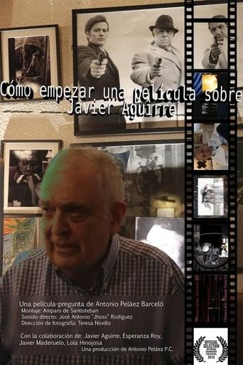 Poster of Cómo empezar una película sobre Javier Aguirre