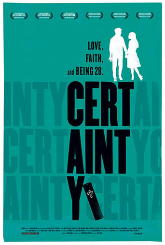 Poster of Certainty
