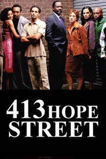 Poster of 413 Hope St.