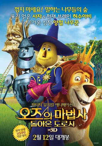 Poster of Legenda Země Oz: Dorotka se vrací