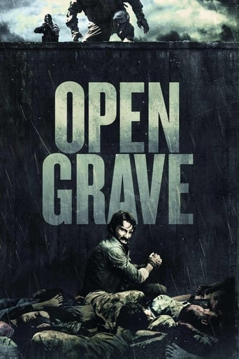Poster of Open Grave