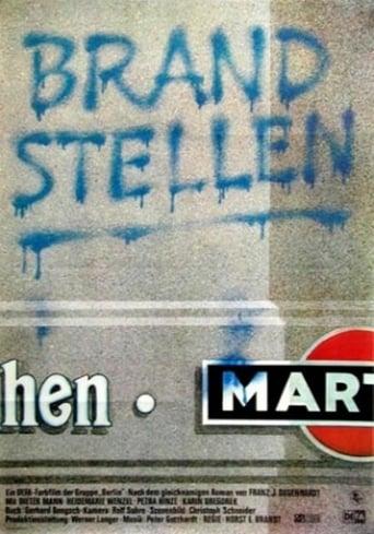 Poster of Brandstellen