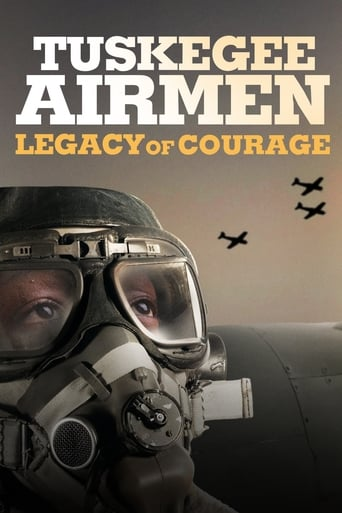 Poster of Tuskegee Airmen: Legacy of Courage