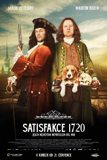 Poster of Satisfakce 1720