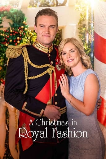 Poster of A Christmas in Royal Fashion