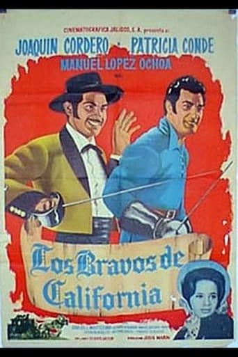 Poster of Los bravos de California