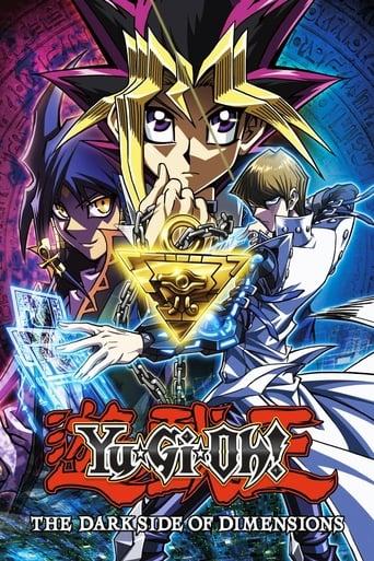 Poster of Yu-Gi-Oh! El Lado Oscuro de las Dimensiones