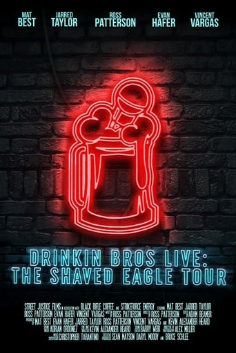 Poster of Drinkin' Bros Live: The Shaved Eagle Tour