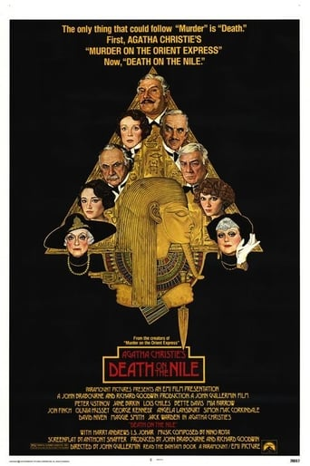 Poster of Death on the Nile: Making of Featurette