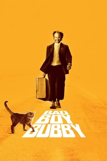 Poster of Bad Boy Bubby