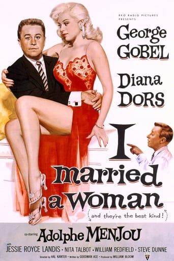 Poster of I Married a Woman