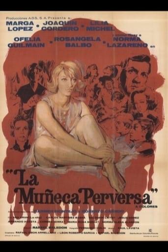 Poster of La muñeca perversa