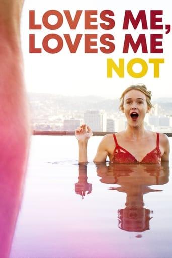Poster of Loves Me, Loves Me Not