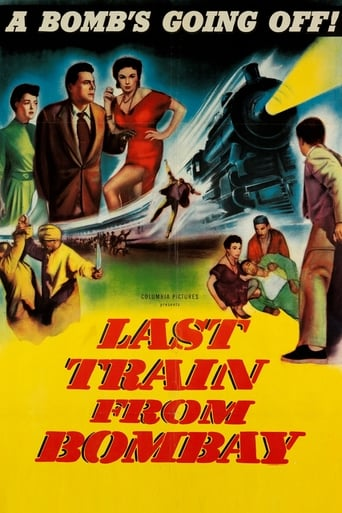 Poster of Last Train from Bombay
