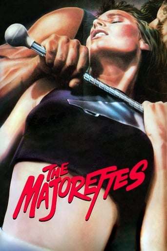 Poster of The Majorettes